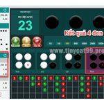 Hướng dẫn chơi Xóc Đĩa Online Tinycat99